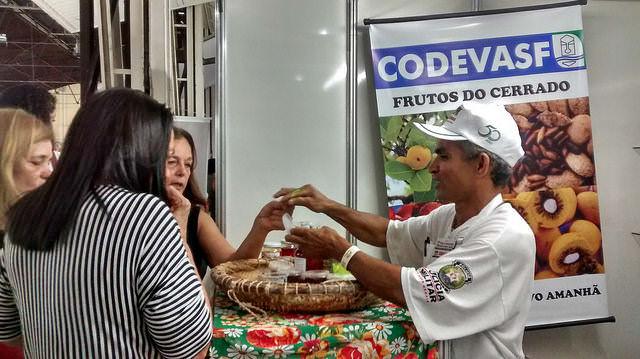 Codevasf apoia beneficiamento de frutos do cerrado no Norte de Minas