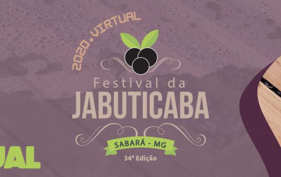 Festival da Jabuticaba 2020 – SABARÁ/MG – BRASIL